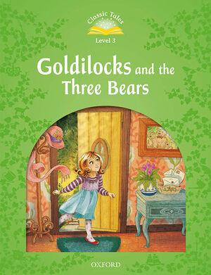 CLASSIC TALES 3. GOLDILOCKS AND THE THREE BEARS. MP3 PACK