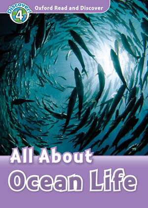 ALL ABOUT OCEAN LIFE. MP3 PACK   (LEVEL 4)