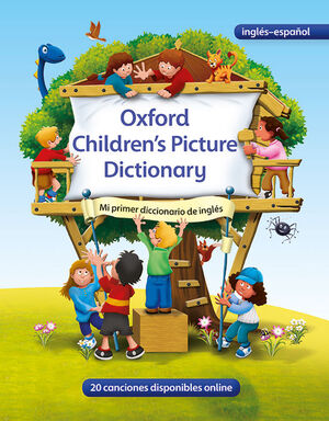 (ENG/SP). OXFORD CHILDREN´S PICTURE DICTONARY FOR LEARNING