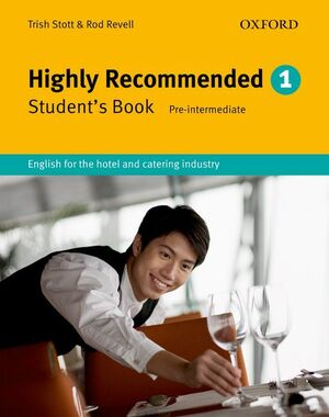 HIGHLY RECOMMENDED 1 SB PRE-INTERMEDIATE