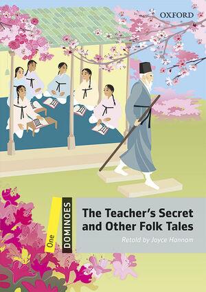 DOMINOES 1. THE TEACHERS SECRET MP3 PACK