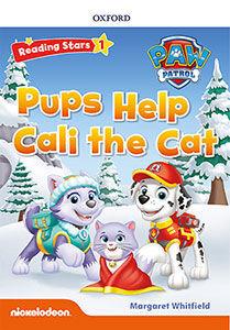 PUPS HELP CALI THE CAT (+MP3) PAW PATROL