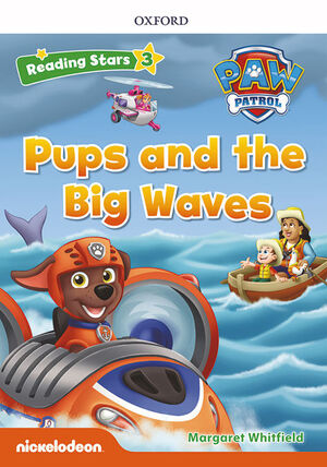 PAW PUPS AND THE BIG WAVES (+MP3)