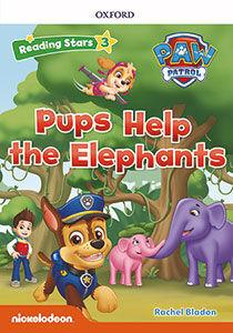 PUPS HELP THE ELEPHANTS. PAW PATROL