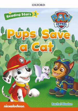 PAW PUPS SAVE A CAT. PATRULLA CANINA