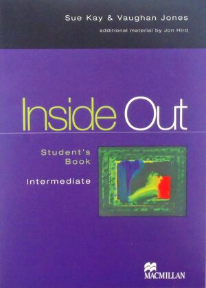 INSIDE OUT STUDENT´S BOOK INTERMEDIATE