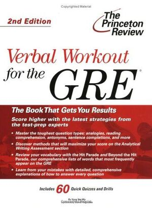 VERBAL WORKOUT FOR THE GRE