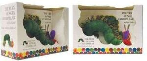 THE VERY HUNGRY CATERPILLAR. BOARD BOOK AND PLUSH SET (PELUCHE)