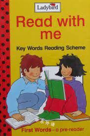 READ WITH ME. KEY WORDS READING SCHEME
