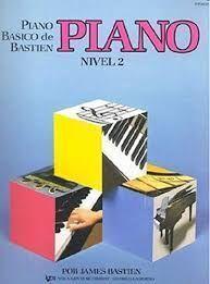 PIANO BASICO BASTIEN NIVEL 2