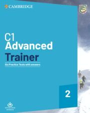 C1 ADVANCED TRAINER 2 WITH ANSWERS