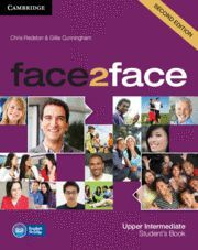 FACE2FACE SECOND EDITION. STUDENT'S BOOK. UPPER. INTERMEDIATE