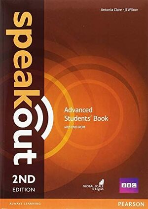 SPEAKOUT 2E EXTRA ADV STUDENTS BOOK/DVD-ROM/WORKBOOK/STUDY BOOSTER SPAINPACK REV
