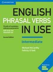 ENGLISH PHRASAL VERBS IN USE .INTERMEDIATE. 2ED KEY