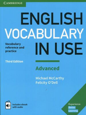 ENGLISH VOCABULARY IN USE ADVANCED.3ED KEY/INTERACTIVE EBOOK
