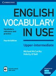 ENGLISH VOCABULARY IN  USE UPP-INT 4ED KEY/INTERACTIVE EBOOK