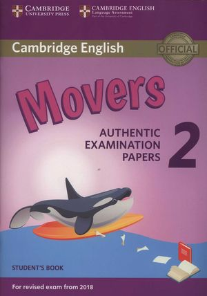 CAMBRIDGE ENGLISH MOVERS 2.STUDENT'S.