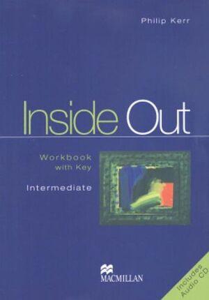 INSIDE OUT INTERMEDIATE WORKBOOK+CD AUDIO