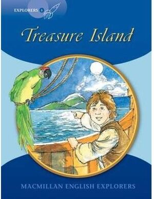 EXPLORERS 6 TREASURE ISLAND