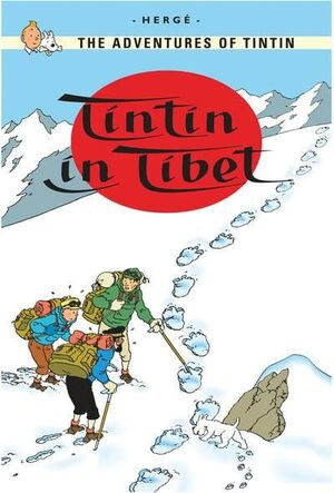 TINTIN IN TIBET (19)
