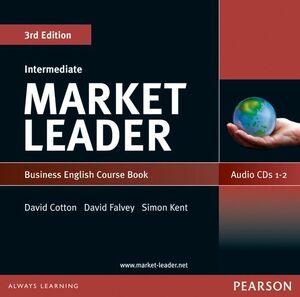 MARKET LEADER BUSINESS ENGLISH COURSE BOOK INTERMEDIATE
