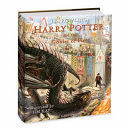 HARRY POTTER AND THE GOBLET OF FIRE.(ILLUSTRATED EDITION)