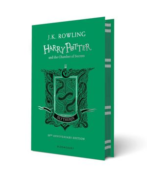 HARRY POTTER AND THE CHAMBER OF SECRETS (SLYTHERIN EDITION)