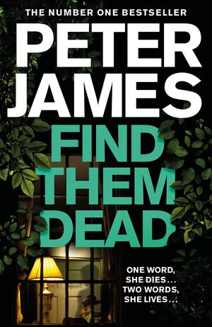 FIND THEM DEAD (CRIME MYSTERY )