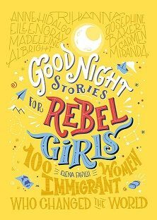GOOD NIGHT STORIES REBEL GIRLS 3