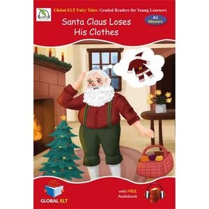 SANTA CLAUS LOSES HIS CLOTHES LEVEL A1 MOVERS