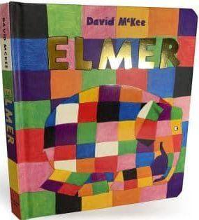 ELMER BOARD BOOK