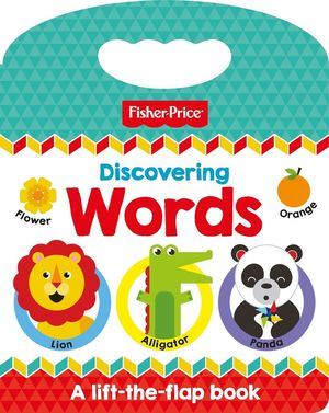 FISHER PRICE - DISCOVERING WORDS - ING