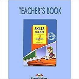 SKILLS BUILDER STARTERS 1 TEACHER´S BOOK