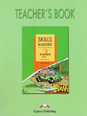 SKILLS BUILDER 2 STARTERS TEACHER´S BOOK