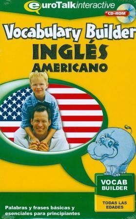VOCAB BUILDER:INGLES AMERICANO
