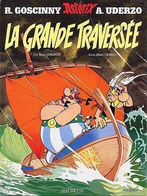 LA GRANDE TRAVERSEE/ ASTERIX