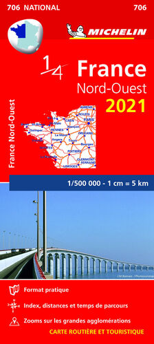 706 NATIONAL FRANCIA NORD-OUEST 2021
