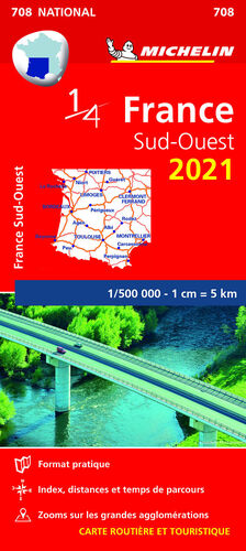 708 NATIONAL FRANCIA SUD-OUEST 2021