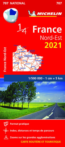 707 NATIONAL FRANCE NORD-EST 2021