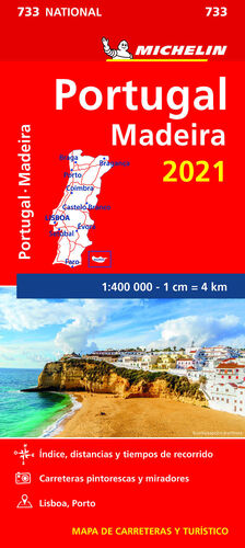733 NATIONAL - PORTUGAL MADEIRA 2021