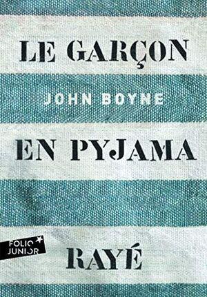 LE GARÇON PYJAMA RAYÉ