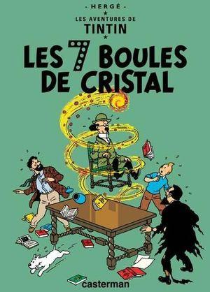 TINTIN 13 / LES 7 BOULES DE CRISTAL