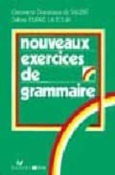 NOUVEAUX EXERCICES DE GRAMMMAIRE