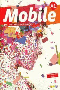 MOBILE A1 ALUM+CD+DVD. METHODE DE FRANCAIS