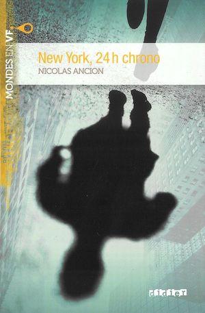 NEW YORK , 24 H CHRONO .A2 LIVRE MP3