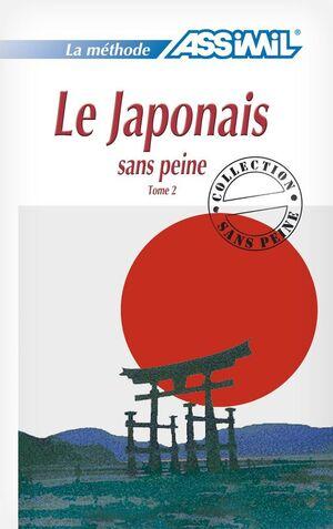 JAPONAIS SANS PEINE TOME 2. ASSIMIL