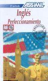 METODO ASSIMIL INGLÉS PERFECCIONAMIENTO + 4 CD AUDIO