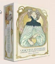 VISIONES ETEREAS (CARTAS DE TAROT ILUMINADO)