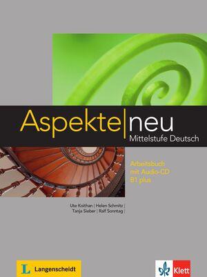 ASPEKTE NEU B1 + LIBRO DE EJERCICIOS + CD