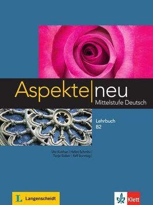 ASPEKTE NEU B2, LIBRO DEL ALUMNO + DVD